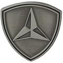 Eagle Emblems P62272 Pin-Usmc, 003Rd Div. (Pwt) (1