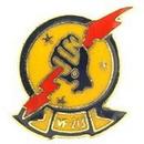 Eagle Emblems P62542 Pin-Usn, Vf-213 (1