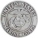 Eagle Emblems P62550 Pin-Usmc Logo, Pewter (1