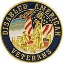 Eagle Emblems P62559 Pin-Disabled American Vet (1