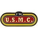 Eagle Emblems P62606 Pin-Usmc, I'M U.S.M.C. (1-1/2