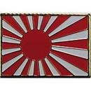 Eagle Emblems P62919 Pin-Japan, Rising Sun (1