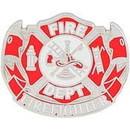 Eagle Emblems P63123 Pin-Fire Dept, Firefighter (1-1/8