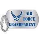 Eagle Emblems P63742 Pin-Usaf Emblem, Grand Parent (1