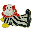 Eagle Emblems P64128 Pin-Clown, Sitting (1