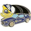 Eagle Emblems P65055 Pin-Car, Blue Angels (1