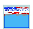 Eagle Emblems PKG849 Pkg-Flag, Clamshell, Stnd. (3'X5' & 2'X3')
