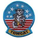 Eagle Emblems PM0026 Patch-Usn, Tomcat (3-3/8