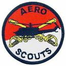 Eagle Emblems PM0033 Patch-Army, Aero Scouts (3