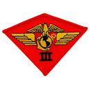 Eagle Emblems PM0040 Patch-Usmc, 03Rd Airwing (3-3/4