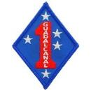 Eagle Emblems PM0055 Patch-Usmc, 01St Div (3