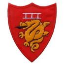 Eagle Emblems PM0071 Patch-Usmc, 03Rd Amphb.Div (3