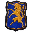 Eagle Emblems PM0095 Patch-Army, 006Th Acr (3