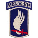 Eagle Emblems PM0126 Patch-Army, 173Rd A/B Bde. W/Tab (3-3/8