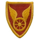 Eagle Emblems PM0139 Patch-Army, 124Th Trans. (3
