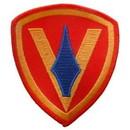 Eagle Emblems PM0141 Patch-Usmc, 05Th Div (3-1/2