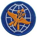 Eagle Emblems PM0172 Patch-Usaf, Air Trans.Ead. (3