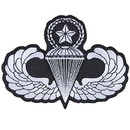 Eagle Emblems PM0203 Patch-Army, Para, Master (4-1/8