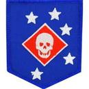 Eagle Emblems PM0210 Patch-Usmc, Raider (3-1/16