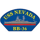 Eagle Emblems PM0225 Patch-Uss, Nevada (3