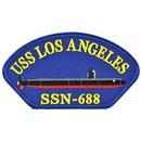 Eagle Emblems PM0230 Patch-Uss, Los Angeles (3