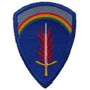 Eagle Emblems PM0234 Patch-Army, Shaef Usaf Eur (3