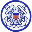 Eagle Emblems PM0247 Patch-Uscg Logo (03) (3