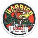 Eagle Emblems PM0250 Patch-Usmc, Harrier (Rnd) (3