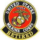 Eagle Emblems PM0258 Patch-Usmc Logo, Retired (3