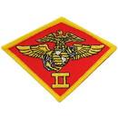 Eagle Emblems PM0331 Patch-Usmc, 02Nd Airwing (3-3/4