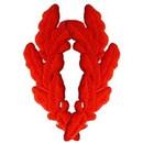 Eagle Emblems PM0358 Patch-Scram.Egg, Red (Pair) (3-3/4