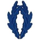 Eagle Emblems PM0359 Patch-Scram.Egg, Blue (Pair) (3-3/4