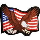 Eagle Emblems PM0362 Patch-Usa, Eagle (4