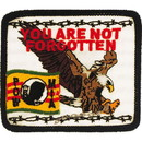 Eagle Emblems PM0394 Patch-Pow*Mia, Eagle/Not- Forgotten (3-1/4