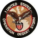 Eagle Emblems PM0427 Patch-Dest.Storm, Eagle- Shield (3
