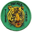 Eagle Emblems PM0502 Patch-Army, Tiger Land (3