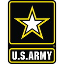 Eagle Emblems PM0518 Patch-Army Logo (03) (3-1/2