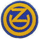 Eagle Emblems PM0543 Patch-Army, 102Nd Resv.Cmd (3