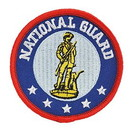 Eagle Emblems PM0560 Patch-Army, National Guard (3