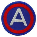 Eagle Emblems PM0561 Patch-Army, 003Rd Army (3