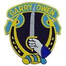Eagle Emblems PM0586 Patch-Army, 007Th Cav.Garr (3