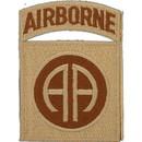 Eagle Emblems PM0599 Patch-Army, 082Nd A/B (Desert) (3