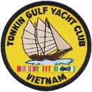 Eagle Emblems PM0642 Patch-Vietnam, Tonkin Gulf (3
