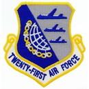 Eagle Emblems PM0921 Patch-Usaf, 021St, Shld (3