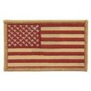 Eagle Emblems PM1114 Patch-Flag Usa, Rect.Dest. (2