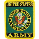 Eagle Emblems PM1188 Patch-Army Symbol, Rect. (3-5/8