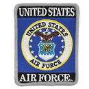 Eagle Emblems PM1190 Patch-Usaf Emblem, Rect. (3-5/8