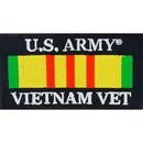 Eagle Emblems PM1207 Patch-Viet, Bdg, Army Vet. (4
