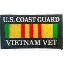 Eagle Emblems PM1211 Patch-Viet, Bdg, Uscg Vet (4