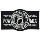 Eagle Emblems PM1212 Patch-Pow*Mia, Bring'Em Hm (4-1/4